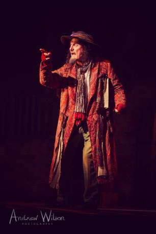 Rob Bertwistle (Fagin)
