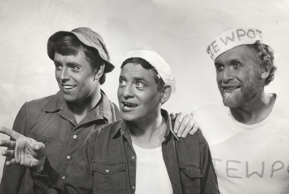 11_South Pacific, 1981