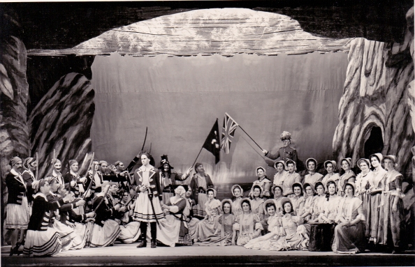 1952 Pirates of Penzance
