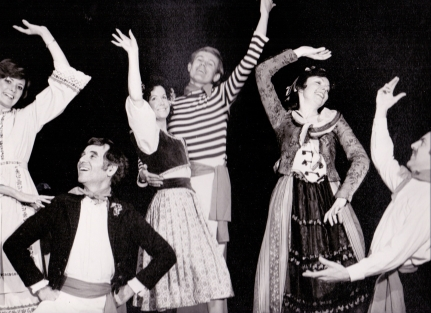 1977 The Gondoliers