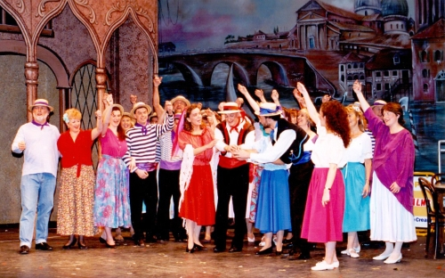 1992 The Gondoliers 1