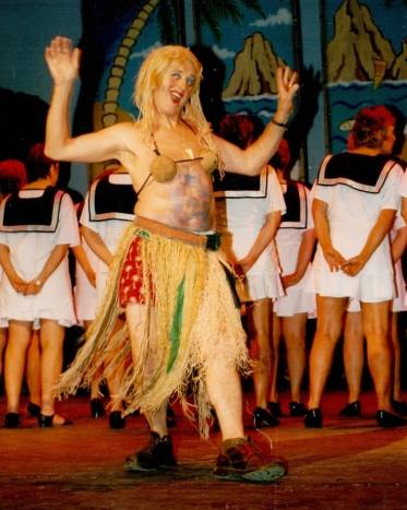 2001 South Pacific 14
