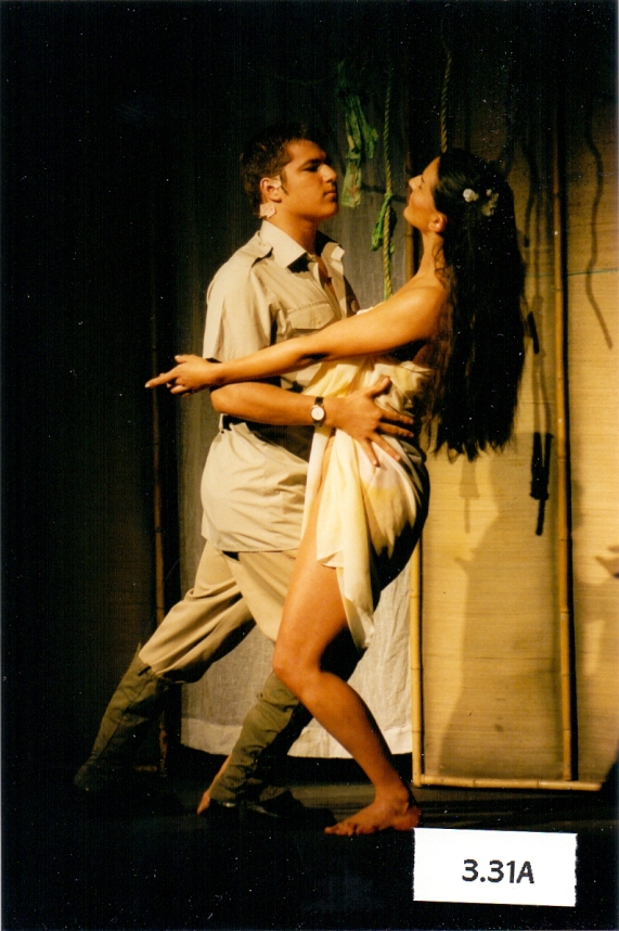 2001 South Pacific 5