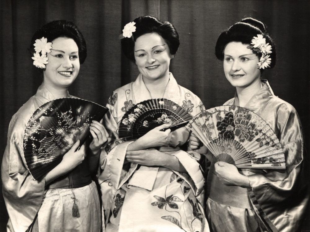 4_The Mikado, 1958