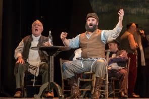 To Life - Steve Mellin (Tevye) and Dennis Garrett (Lazar Wolf)