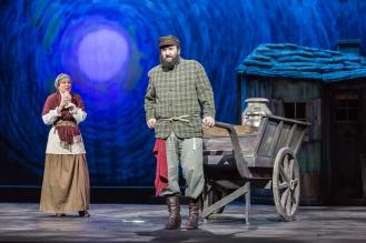 Steve Mellin (Tevye)