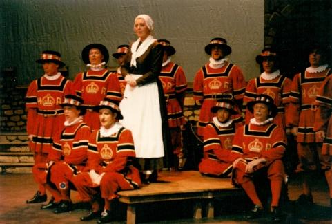 1993 Yeomen of the Guard 1