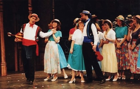 12 The Gondoliers 1992