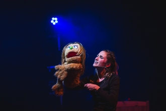 Nicola Taylor (Kate Monster)