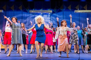 Ensemble, 9 to 5, New Theatre, May 2018